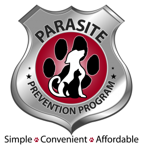 Parasite Prevention Program Logo