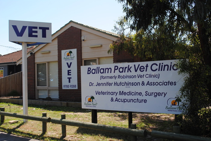 ballam park vet clinic, vet hospital frankston, mornington peninsula vet