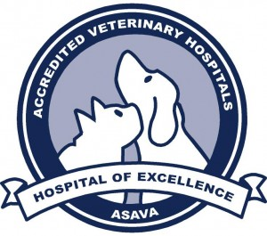 accredited hospital logo